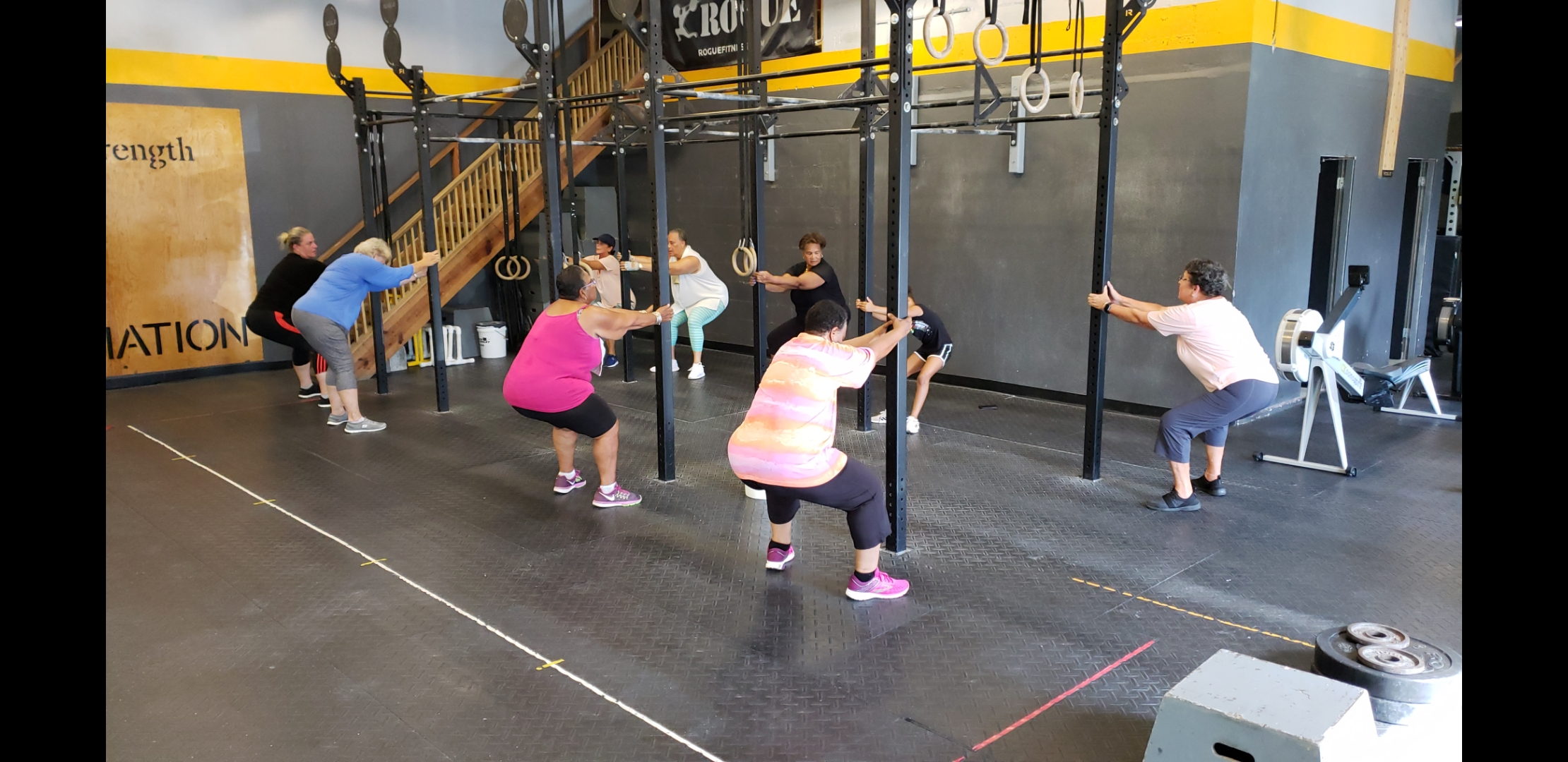CrossFit Platinum