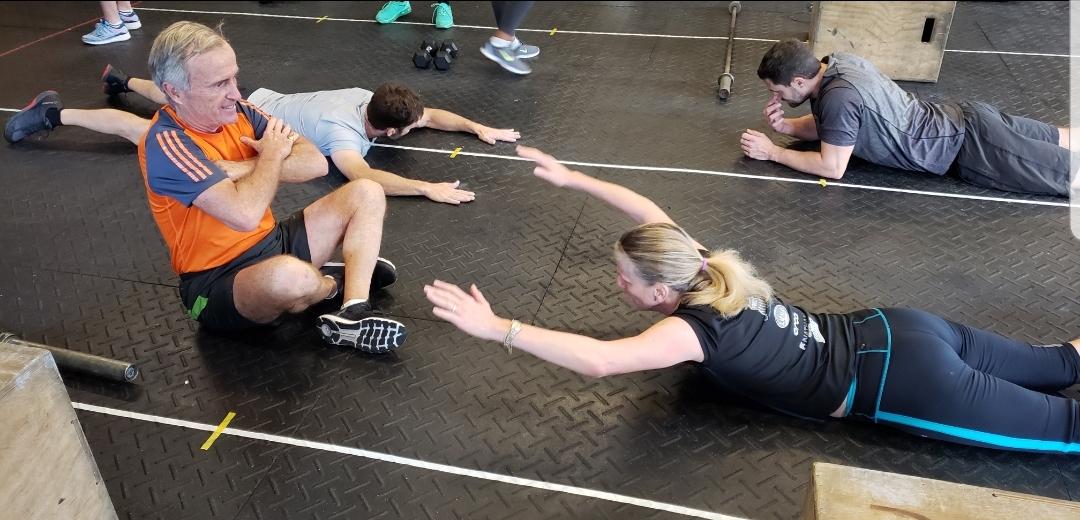 CrossFit Cardio