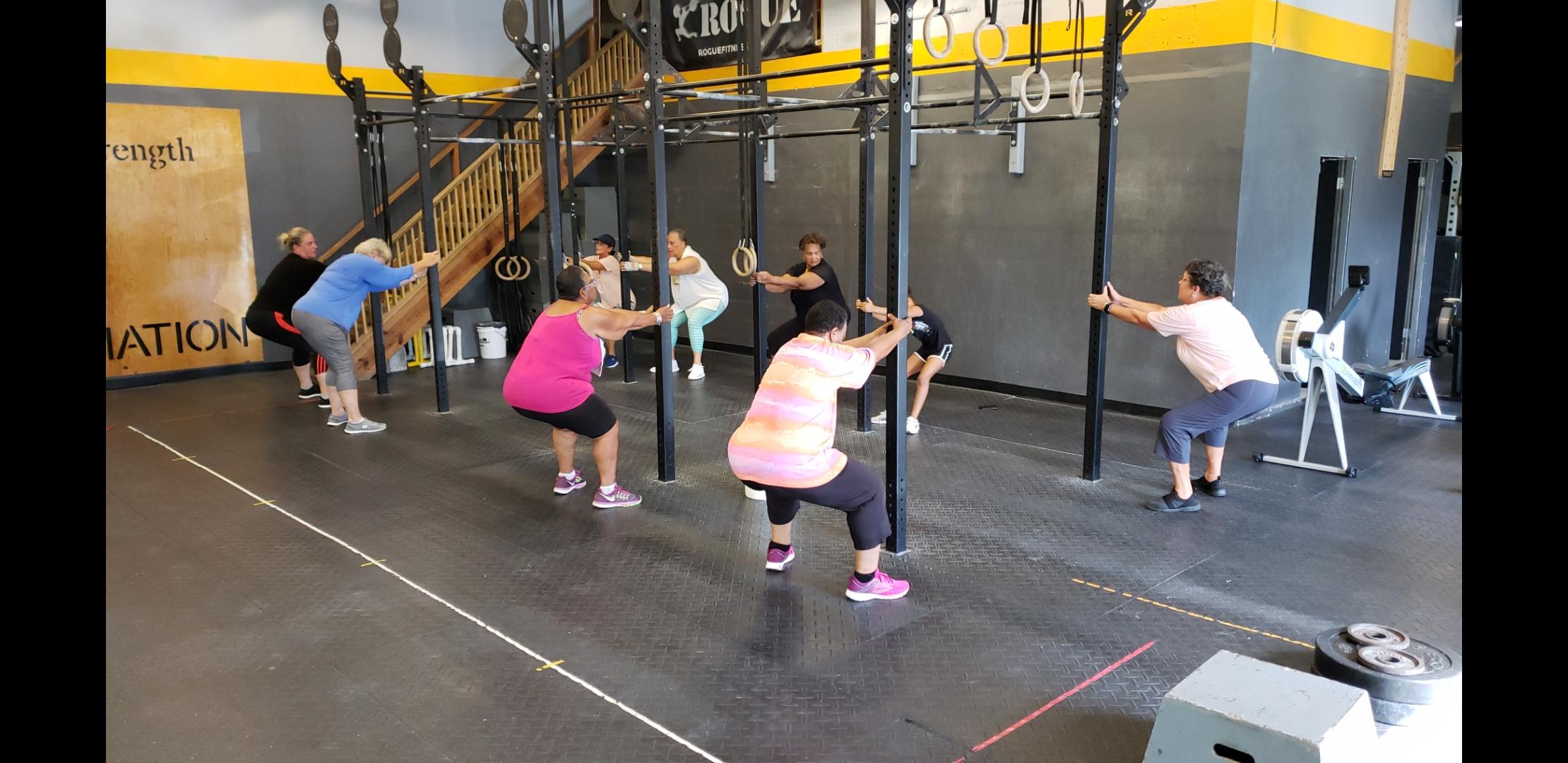 CrossFit Platinum